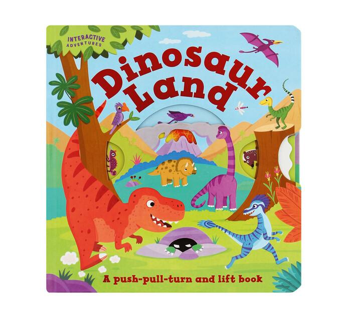 Dinosaur Land Book
