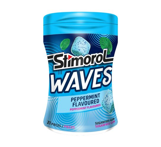 Stimorol Waves Peppermint (6 x 21pc)
