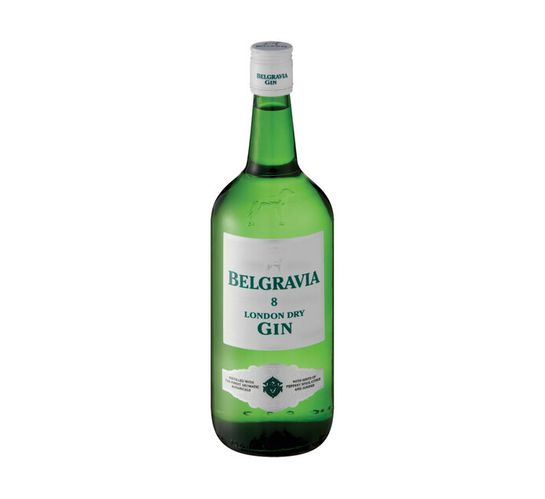 Belgravia London Dry Gin (1 x 750 ml)