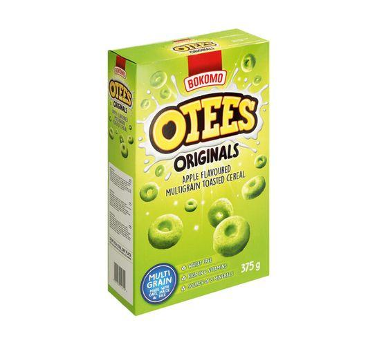 Bokomo Otees Cereal Apple (12 x 375g)