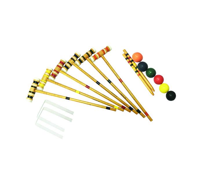 SHOOT Croquet Set 6 Player