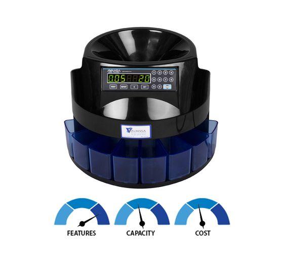 Avansa Super Coin Counter