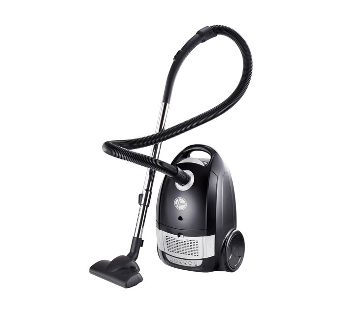 Hoover 2-in-1 Bagged/Bagless Cylinder Vacuum Cleaner