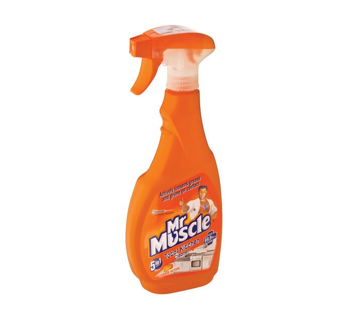 Mr Muscle Kitchen Trigger Orange (1 x 500ml)
