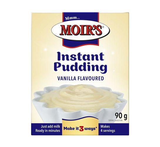 Moir's Instant Puddings Vanilla (1 x 90g)