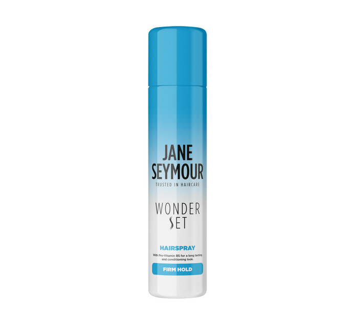JANE SEYMOUR WONDERSET 300ML, FIRM