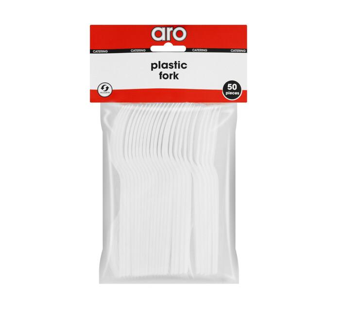ARO Forks white (1 x 50's)