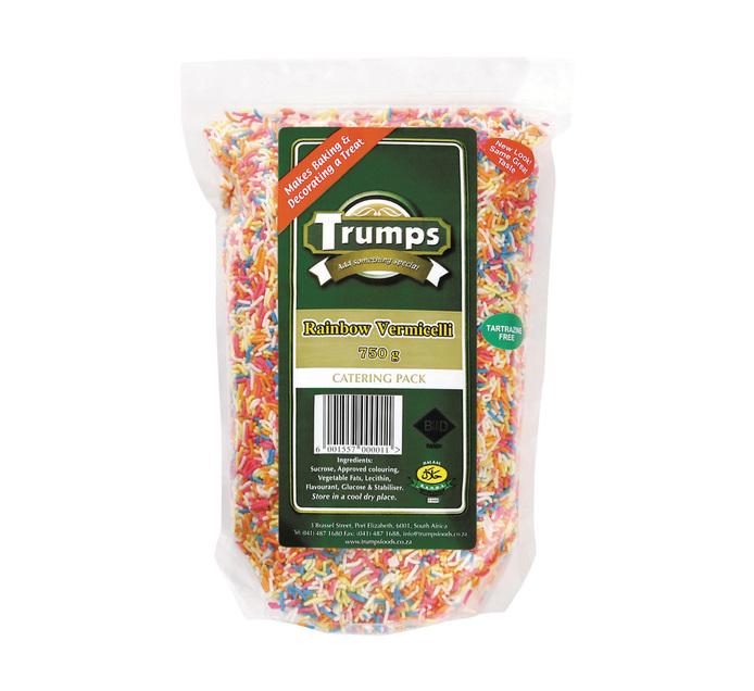Trumps Vermicelli Rainbow (1 X 750G)