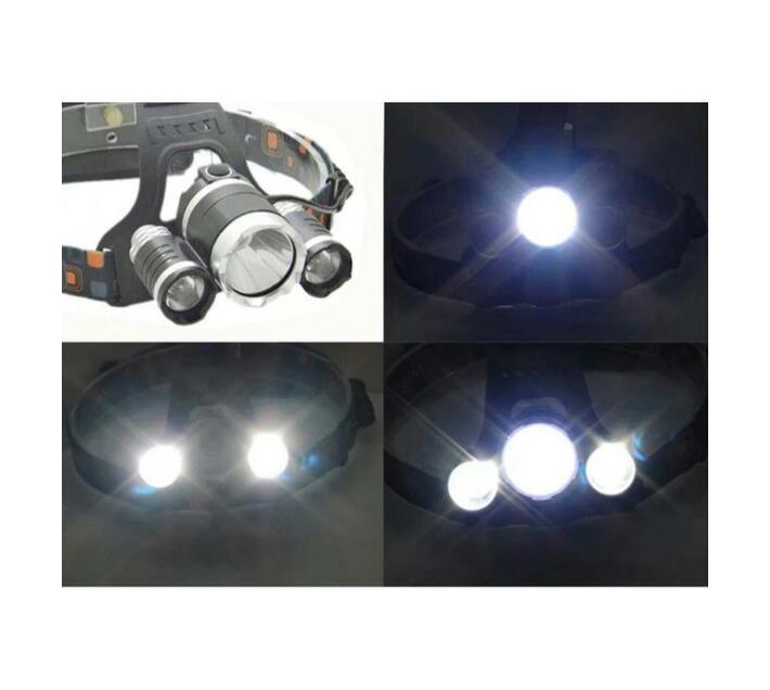 Bright LED Head Lamp