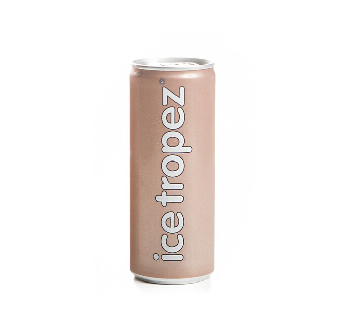 Icetropez Can French Wine Based Cocktail from St Tropez (24 x 250ml)