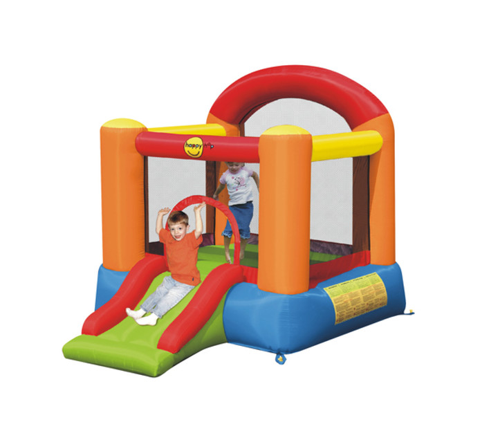 Slide Bouncer Jumping Castle