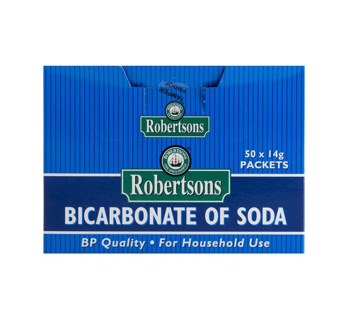 Robertsons Bicarbonate of Soda (50 x 14g)