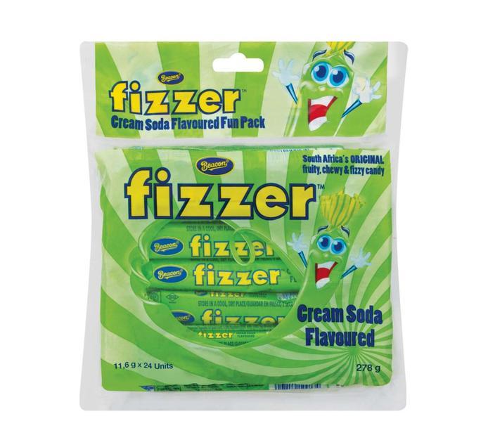 Beacon Fizzers Cream Soda (1 x 24's)