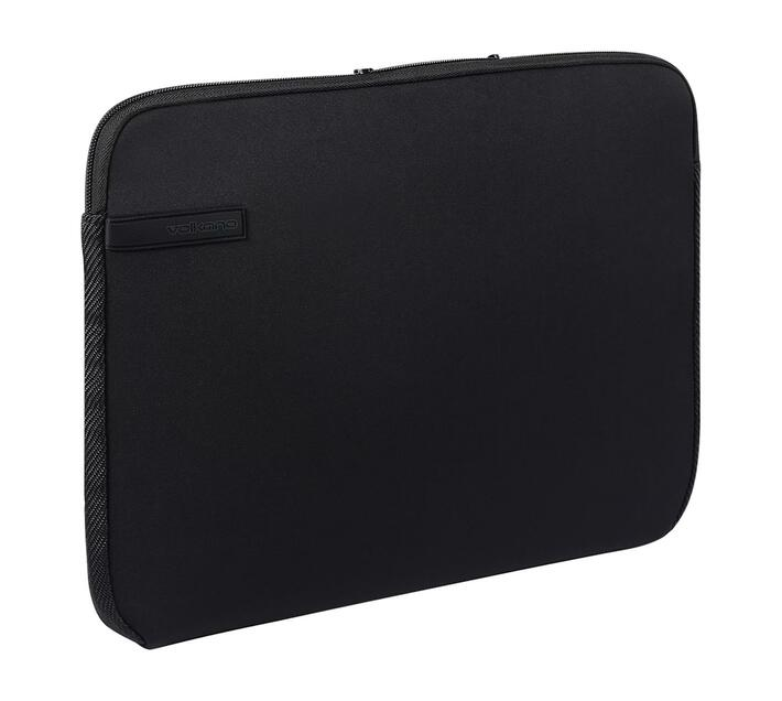 Volkano Wrap Series 13.3` Laptop Sleeve with Additional Front Compartment