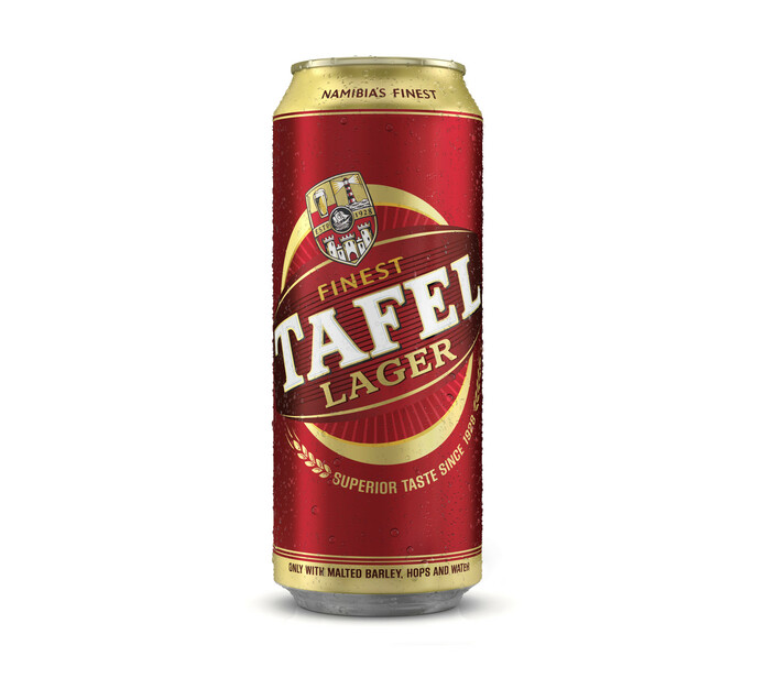 Tafel Lager Can (6 x 500ml)