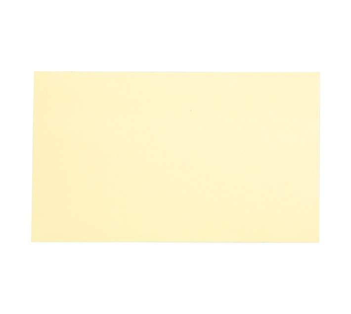 Deli Stationery Sticky Notes 76×126Mm 3``×5`` 100 Sheets Yellow