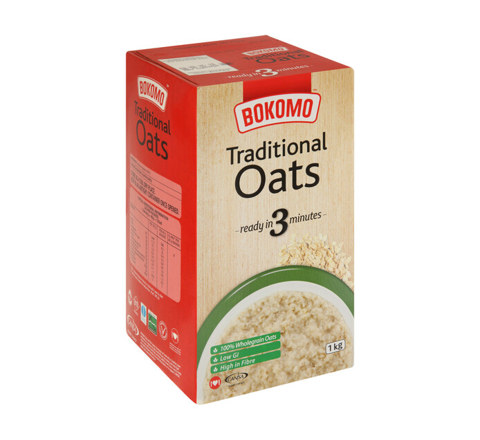 Bokomo Super Quick Morning Oats (1kg)