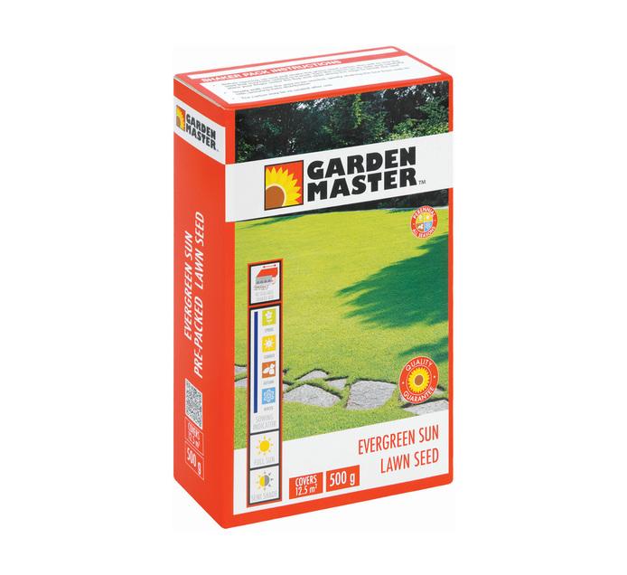 Gardenmaster 500 g Evergreen Lawn Seed