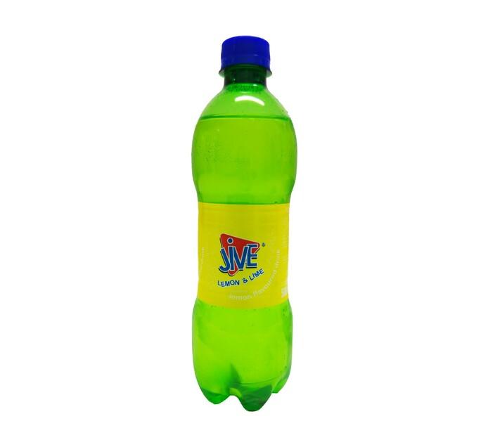 Jive Cooldrink Lemon & Lime (12 x 500ml)