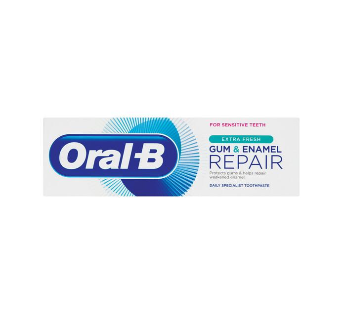 Oral B Professional Toothpaste Extra Fresh (1 x 75ml)