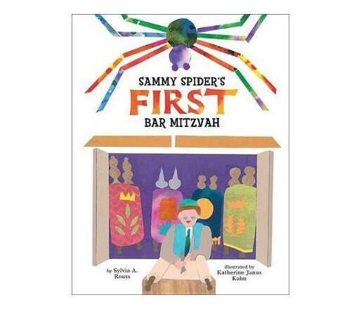 Sammy Spider's First Bar Mitzvah