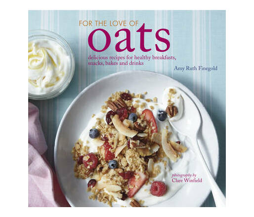 For The Love Of Oats Hard Back