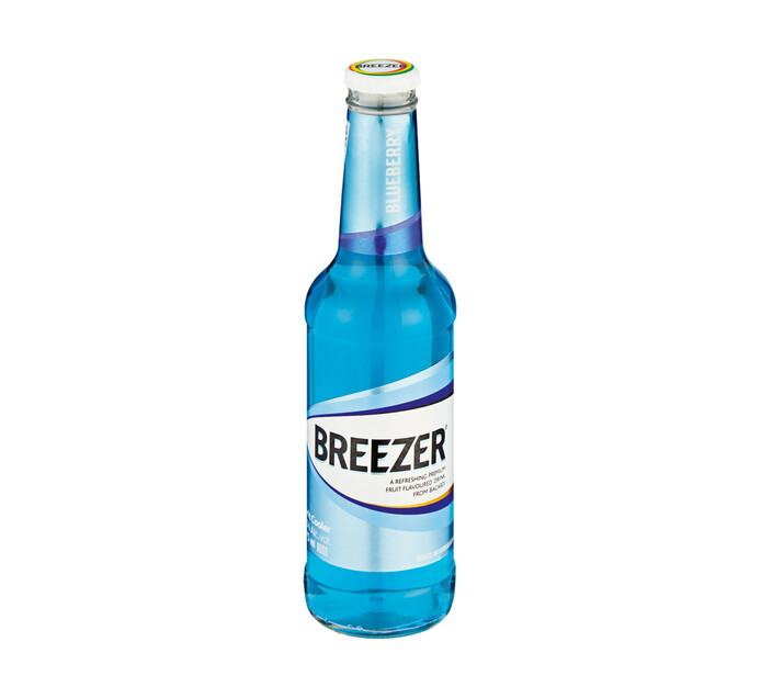 Bacardi Blue Berry Breezer (6 x 275ml)