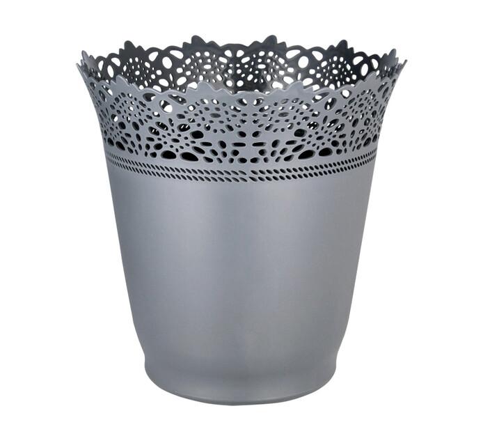 Alplas Waste Bin Lace Design