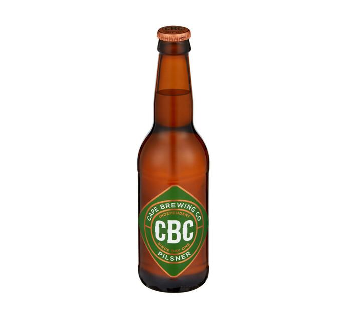 CBC Pilsner (24 x 340ml)