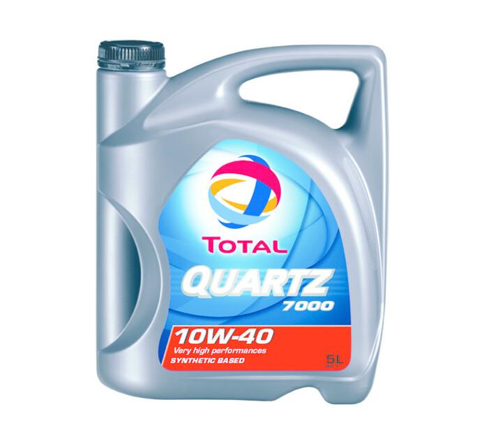 Total 5 l Quartz 7000 10W40