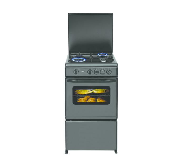 Defy 500 mm 4-Burner Gas Stove