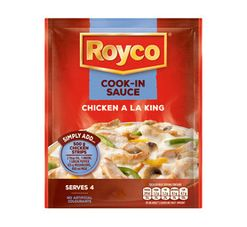 Royco Dry Cook-in-Sauce Chicken a la King (1 x 54g)