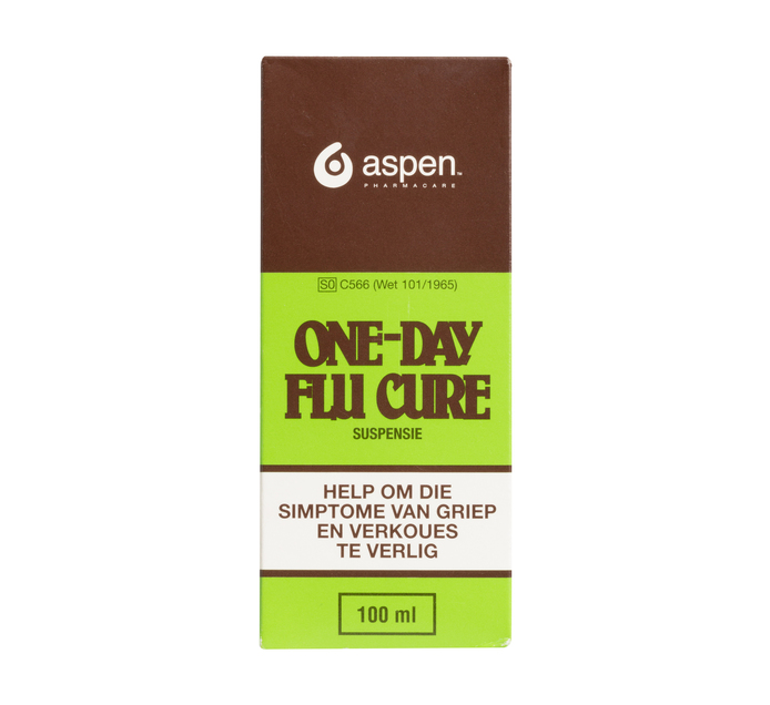 ONE DAY Flu Cure (1 x 100ml)
