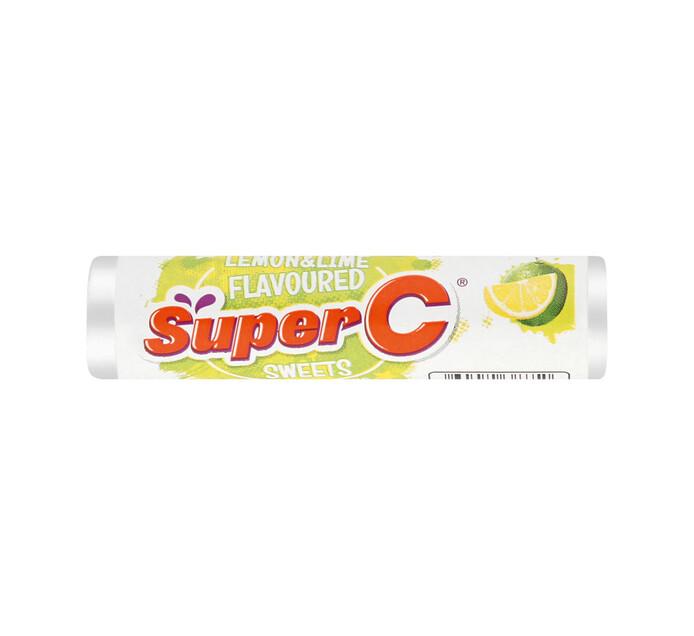 SUPER C ROLLS 12 PC, LEMON&LIME