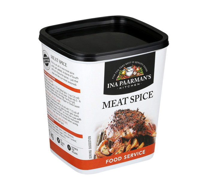 Paarman Foods Spices Meat (1  x 1kg)