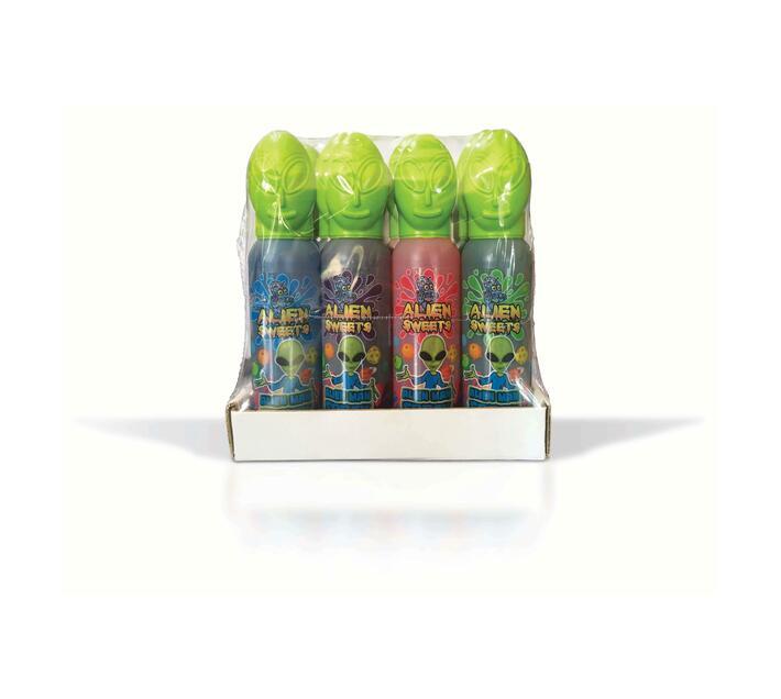 Alien Man Liquid Candy 125ml x 12