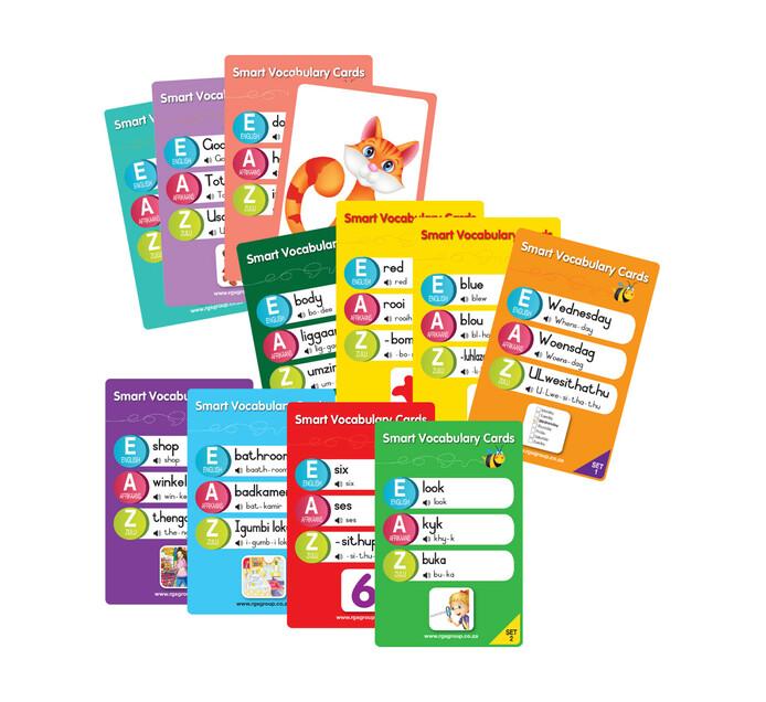 Smart Vocabulary Flash Cards