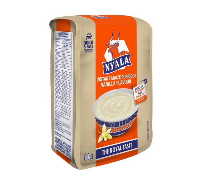 NYALA B/FAST PORIDGE 1KG, VANILLA