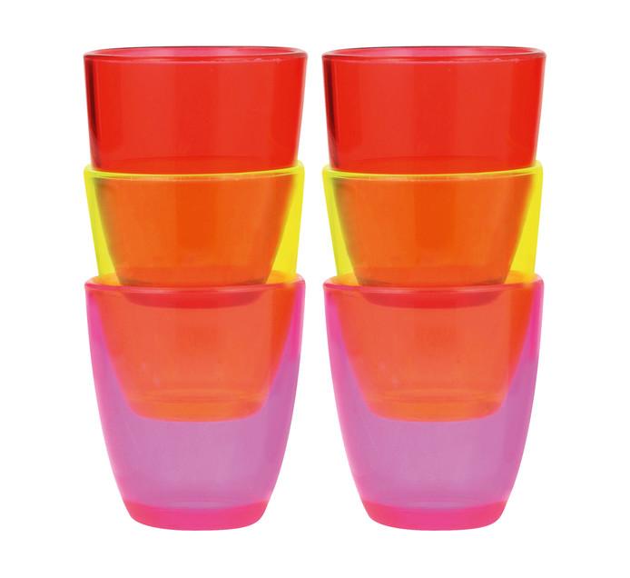 Kwik Shot Shot Glasses Mixed 6pk