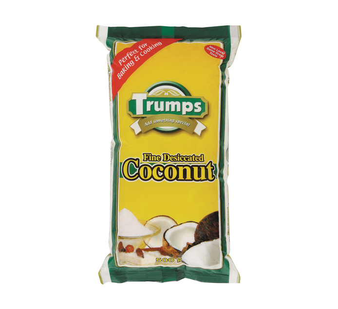 TRUMPS COCONUT 500G