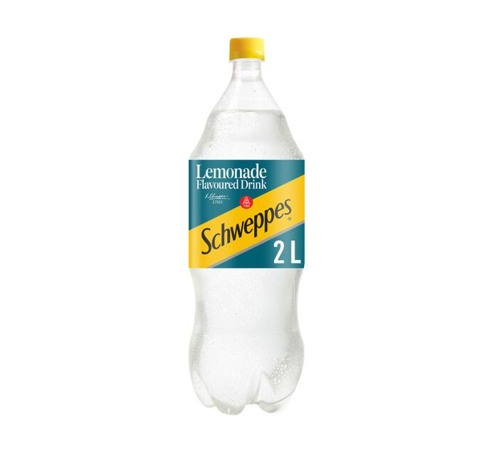Schweppes Soft Drink Lemonade (1 x 2L)