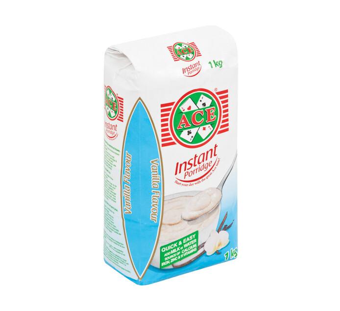 ACE Instant Porridge Vanilla (1 x 1kg)
