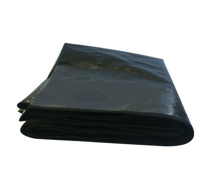 Patio Solution Covers Appliance Cover Medium Plus - Black Polyweave 185grm