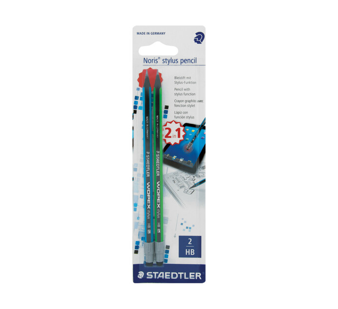 Staedtler 2 in 1 Wopex Stylus Pencil
