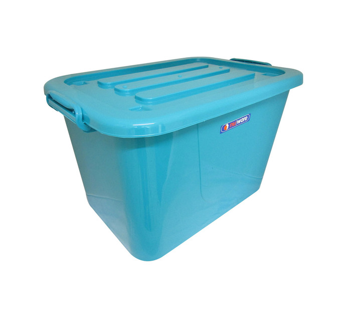 STORE 'N STAK CONTAINER JADE 85L