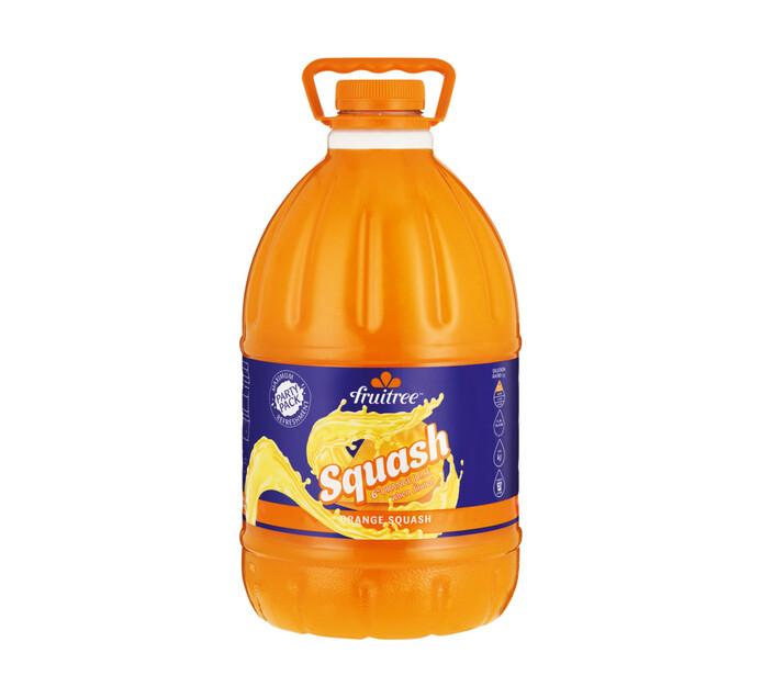 Fruitree Squash Orange (1 x 5l)