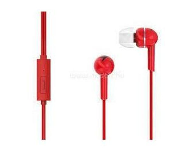 Genius Earphone, Hs320 RED