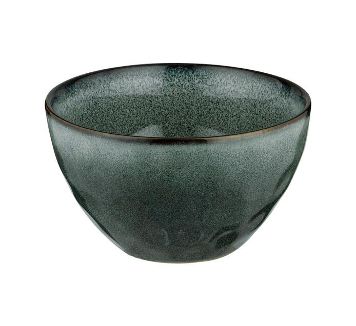 11 cm Fresh Blue Hammered Glaze Sauce Bowl