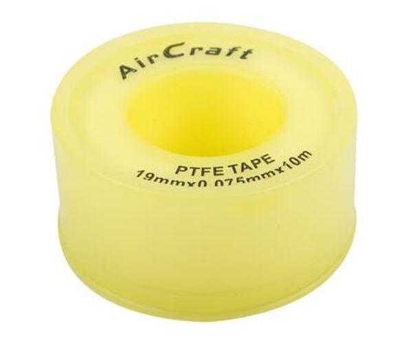 PTFE TAPE 19MMX0.075MMX10M ROLL