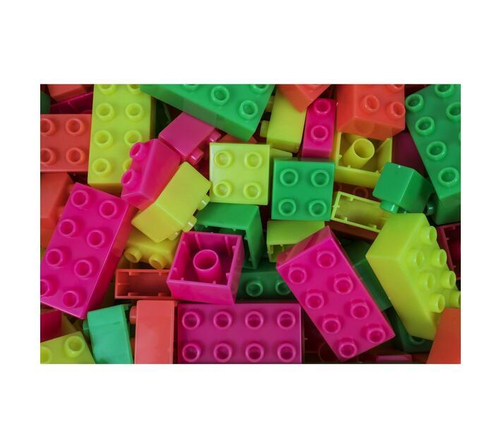 LUMO Coloured Blocks 1kg Pack